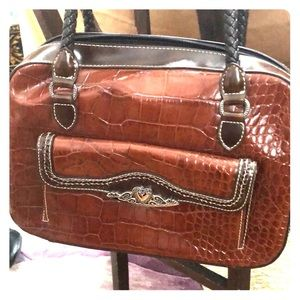 Handbags - BBeautiful brown handbag